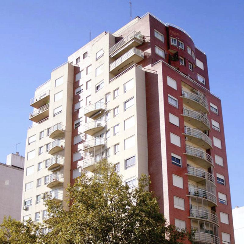 Balcones de Barracas